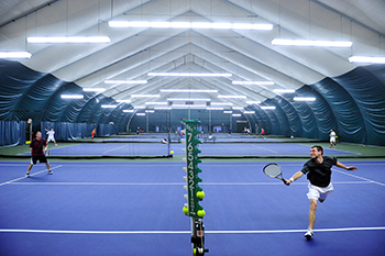 The Atlantic Club Tennis Court Rentals